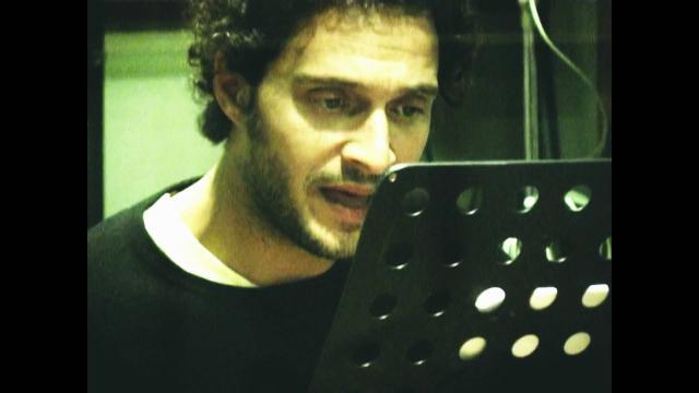 Claudio Santamaria, vida, trabajo y amor.