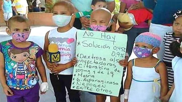 VIDEO: Prohibido enfermarse en Venezuela