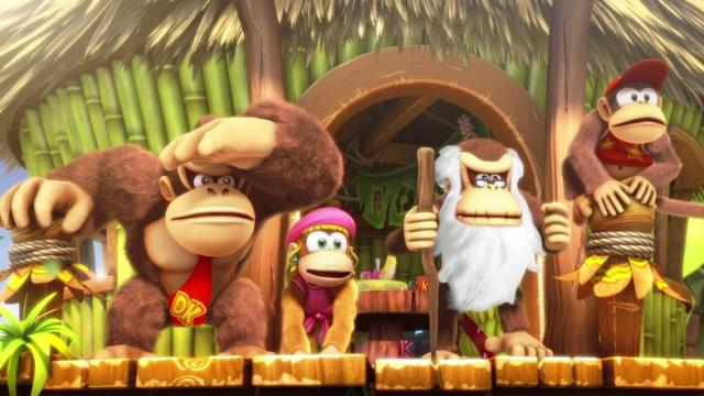 Donkey Kong Country: Tropical Freeze será precio completo en Nintendo