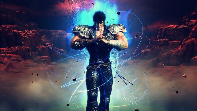 Ken the warrior, la nueva serie
