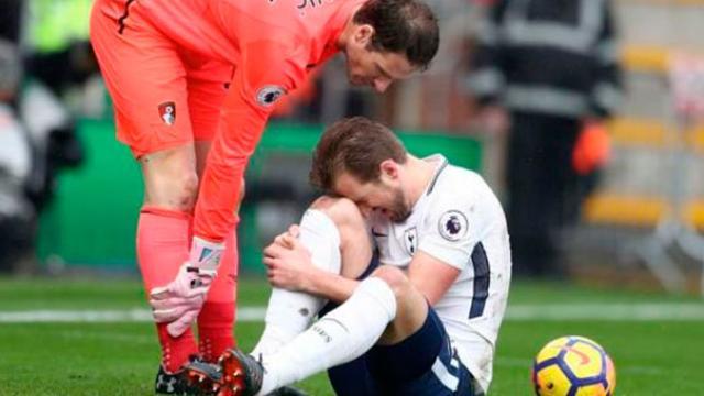 Alerta en Inglaterra y el Tottenham ante lesión de Harry Kane