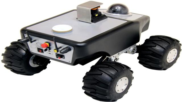 Futuros robots móviles con Kollmorgens