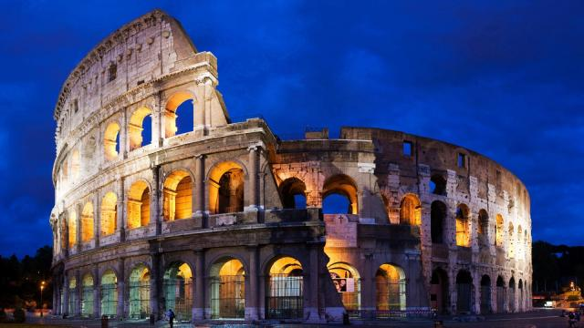 La fundación de Roma por Rómulo y Remo