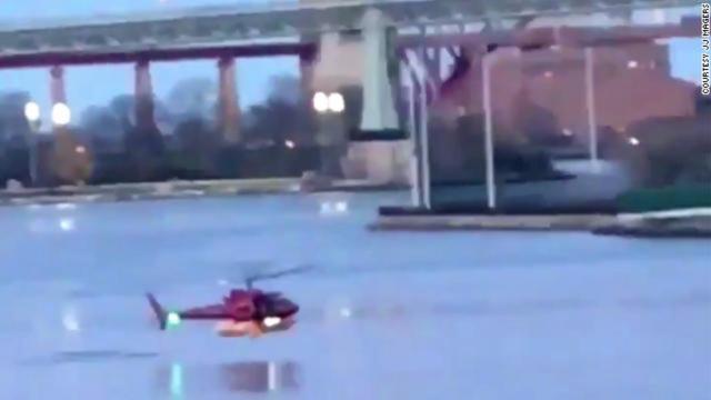 Cinco muertos después de un accidente de helicóptero