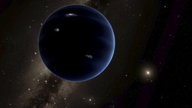 Los investigadores encuentran pistas del planeta nueve