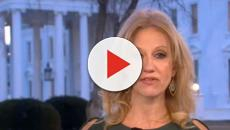 Kellyanne Conway hit at Hillary Clinton over India remarks about Trump voters.