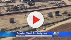 Donald Trump will inspect the border wall prototypes at San Diego