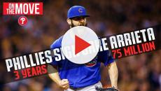 MLB: Jake Arrieta ready to win in Philadelphia