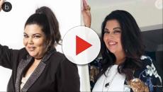 Fabiana Karla aparece 20 kg mais magra, irreconhecível e explica método; aprenda