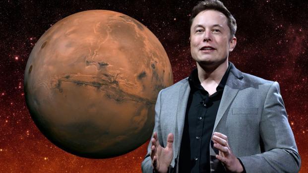 Festival SxSw 2018: Elon Musk pronto a portarci su Marte nel 2019?