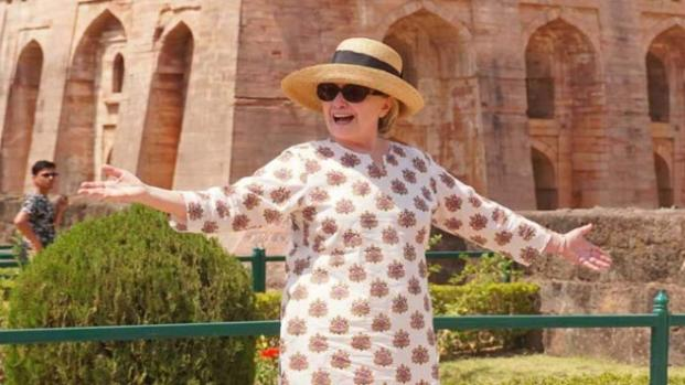 What Hillary Clinton said in India was astonishing