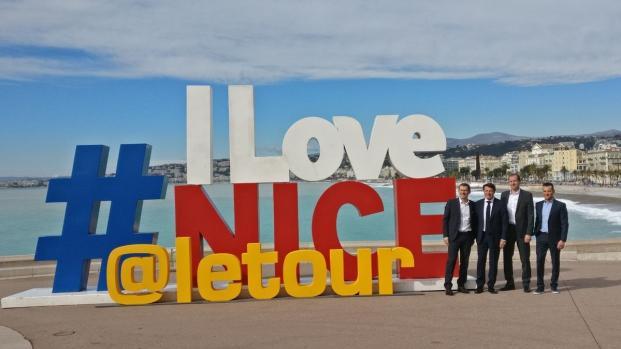 Tour de France 2020 : Le départ aura lieu à Nice !