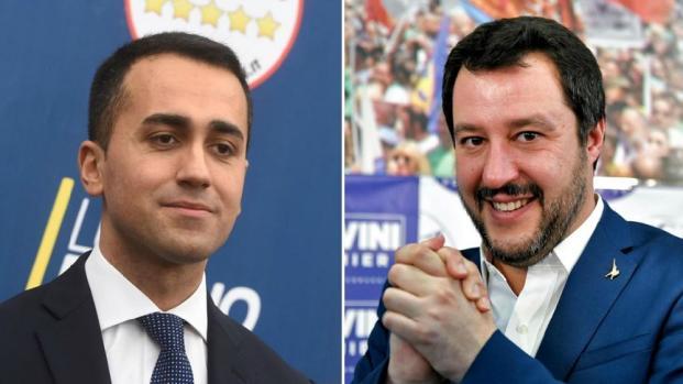 Di Maio e Salvini, la vittoria di Pirro ed il colosso d'argilla