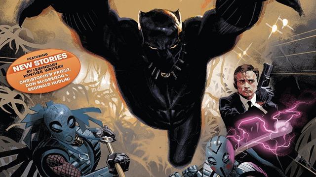 Nuevos avances de revisión: Black Panther