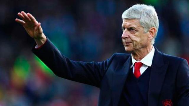 El sustituto de Arsene Wenger en el Arsenal está en Escocia