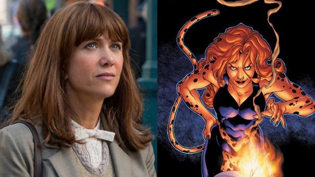El por qué Kristen Wiig como Cheetah In Wonder Woman 2 tiene sentido