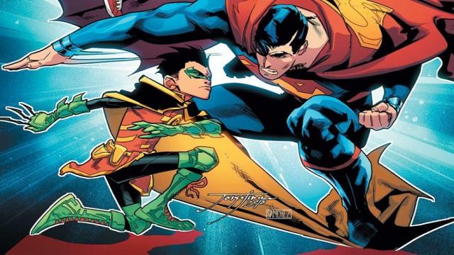 El programa de televisión de los Titanes puede presentar más de un Robin