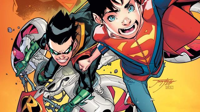 Supergirl y Super Sons Cancelaciones confirmadas