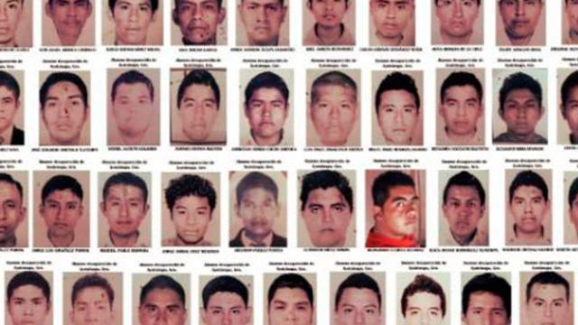 Detienen a La Rana, ligado a la desaparición de los 43 personas