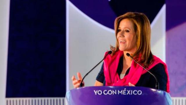 Mi campaña será con dinero de la ciudadania: Margarita Zavala