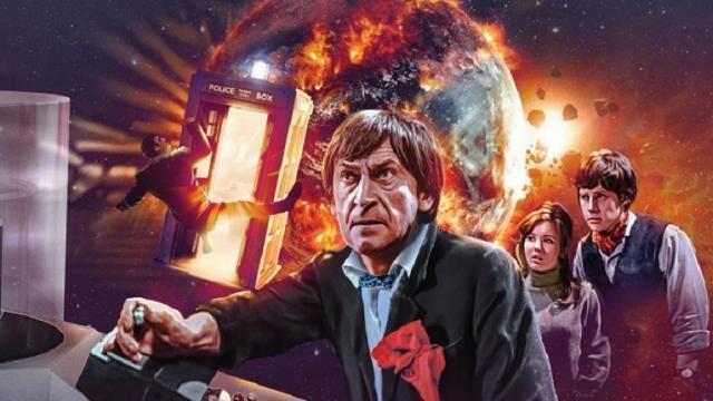 Doctor Who: El libro de la Dimensión Perdida uno