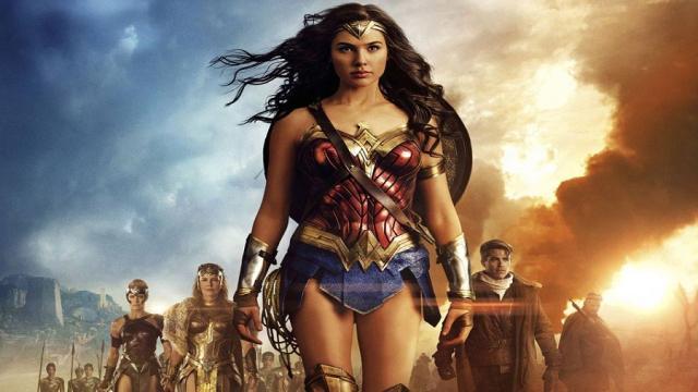 Wonder Woman y otros miembros de la Liga de la Justicia en Teen Titans Go