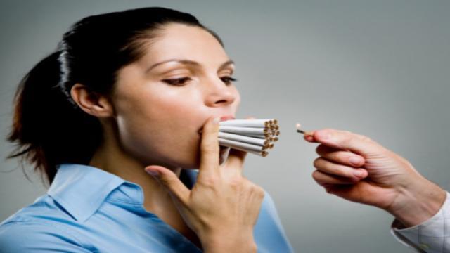 La tasa de mortalidad por cáncer de pulmón está aumentando en las mujeres