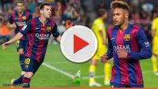 Messi pediu a Neymar que não saísse do Barcelona, veja como foi a história
