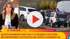 Miguel Ángel Revilla estalla indignado contra Telecinco por el caso de Gabriel