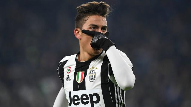 La compañía Juventus en Wembley: Dybala sigue siendo un decisivo
