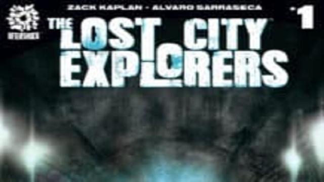 Los Exploradores de la Ciudad Perdida se encuentra en Aftershock