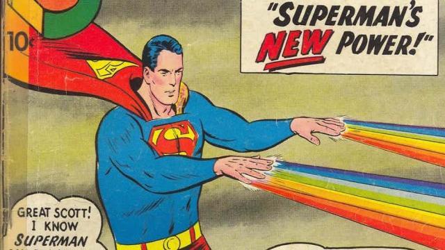 Tres poderes de Weerdest de Superman