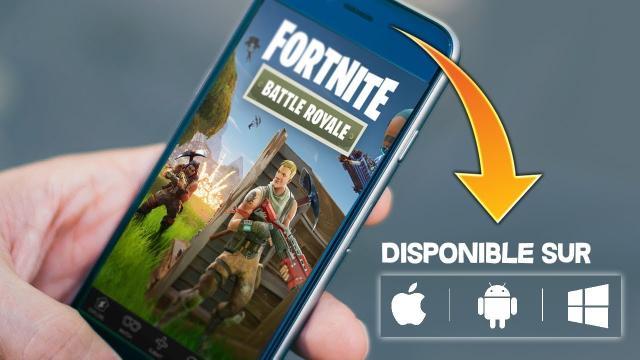 La llegada de Fortnite es una de las noticias de juegos móviles más importantes