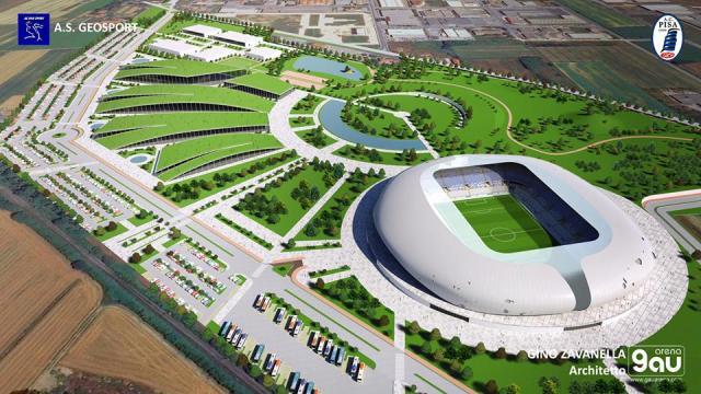 Pisa, lo stadio nuovo si farà? Ci vogliono 6 milioni di euro
