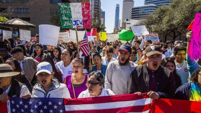 Estados Unidos: estudiantes y profesores planean huelga masiva