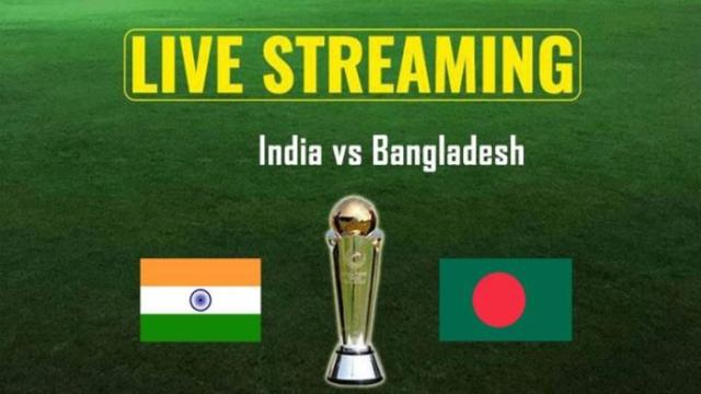 India vs Bangladesh T20 live cricket streaming online: GTV, Dsport