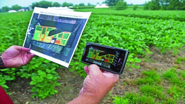Las 3 aplicaciones agrícolas más útiles