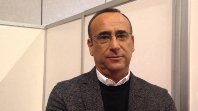 Felicidades al conductor Carlo Conti: 57 años