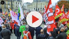 Pouvoir d'achat : les retraités français manifestent !