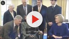 Triste partida de Stephen Hawking, veja o vídeo