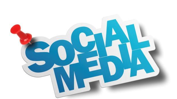Social media usage statistics of 2018