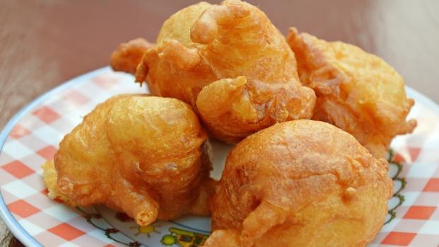 Frittelle di San Giuseppe con la ricetta di Anna Moroni della 'Prova del cuoco'