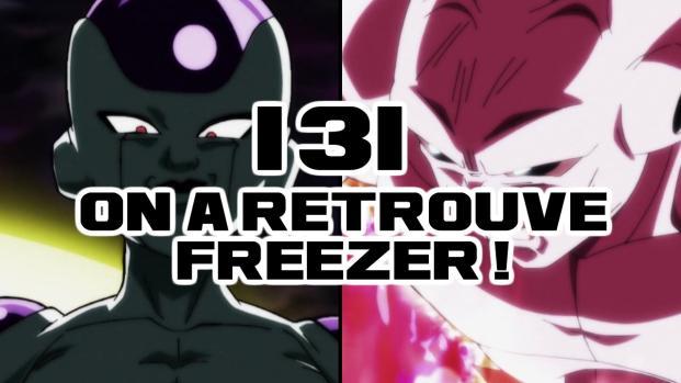 Dragon Ball Super 131: Gokû à bout de force, Freezer sauveur ou traître de l'U7?