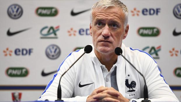 Equipe de France : Deux surprises dans la liste de Didier Deschamps !