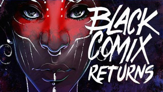 Nuevos avances :Black Comix Returns