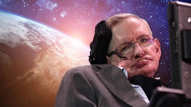 Stephen Hawking: 5 Apariciones de en serie famosas