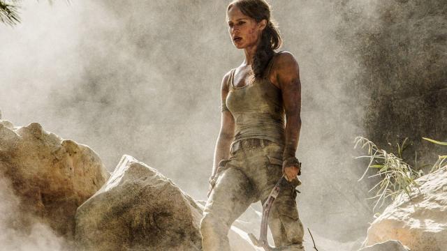 La dura Alicia Vikander se merece algo más que el rancio 'Tomb Raider'