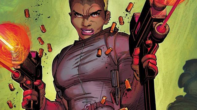 Comics: Adelanto a The Silencer número uno