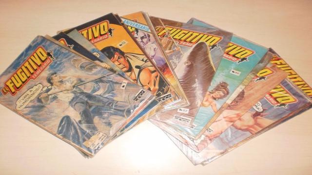 Fugitivos # 6 y Amazing Spider-Man # 795