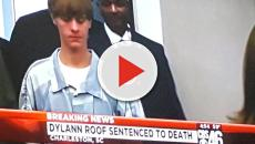 Dylan Roof's sister Morgan arrested